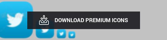 Premium Twitter icons